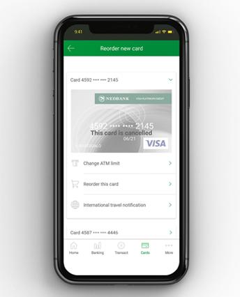 Nedbank Money (Africa) App